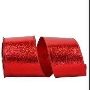 Reliant Ribbon Cracked Ice Ez Wired Edge Ribbon